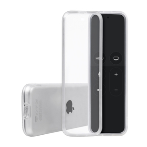 Image 1 - SIKAI TPU ג ל מקרה עבור אפל טלוויזיה 4th דור מרחוק מקרה עבור Siri מרחוק כיסוי עבור אפל TV4 שלט רחוק siri 4 מרחוק מקרה