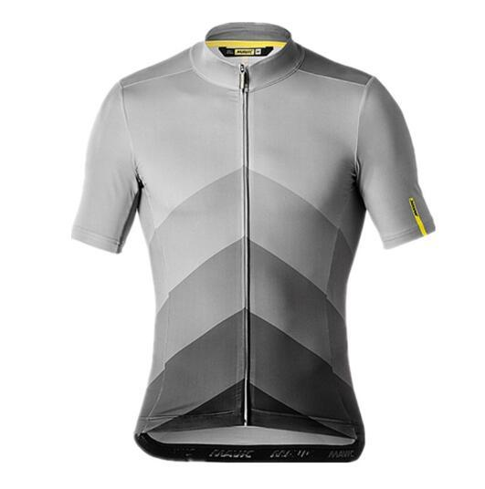 2018 Pro Mavic Cycling Jersey Cycling Clothing Racing Sport Bike Jersey  Tops Cycling Wear Short Sleeves Maillot ropa Ciclismo c871c37e3