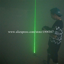 Big sale Super Bright Green Laser Pointer Laserman Show Projector Control By Feet For Stage Laser Show Dance DJ Club