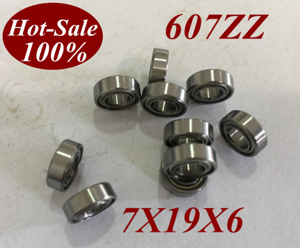 US $5 16 |2Pcs ABEC 5 High Quality Miniature Ball Bearing 607ZZ 607Z 607 ZZ  607 ZZ 7x19x6 MM 7*19*6 MM For NSK FAG NTN SKF KOYO machine-in Toiletry
