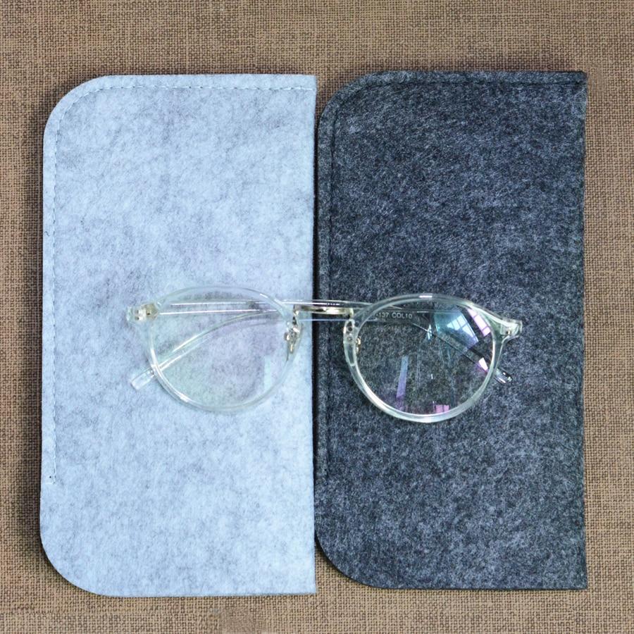 Toketorism Leichte tragbare Wollfilzbeutel Sonnenbrillen Brillenetuis - Bekleidungszubehör - Foto 5