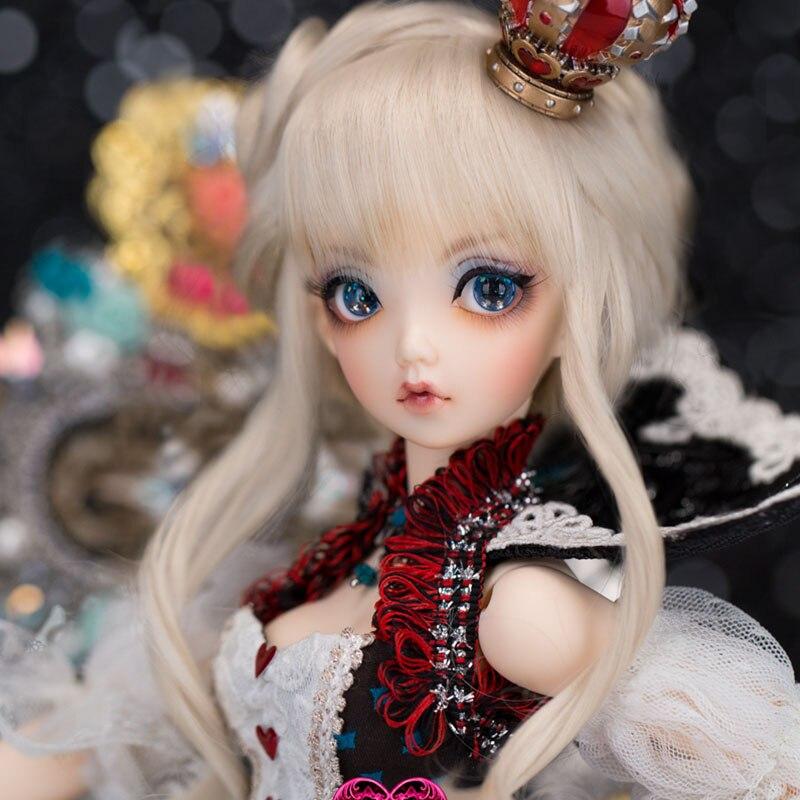 ФОТО OUENEIFS Fairyland minifee mio 1/4 bjd sd dolls model reborn girls boys eyes High Quality toys makeup shop resin