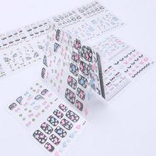 Nail Stickers Water Transfer 30pcs Sticker Multi- Designs Art Slider Manicure Decoration New Arrival Decal