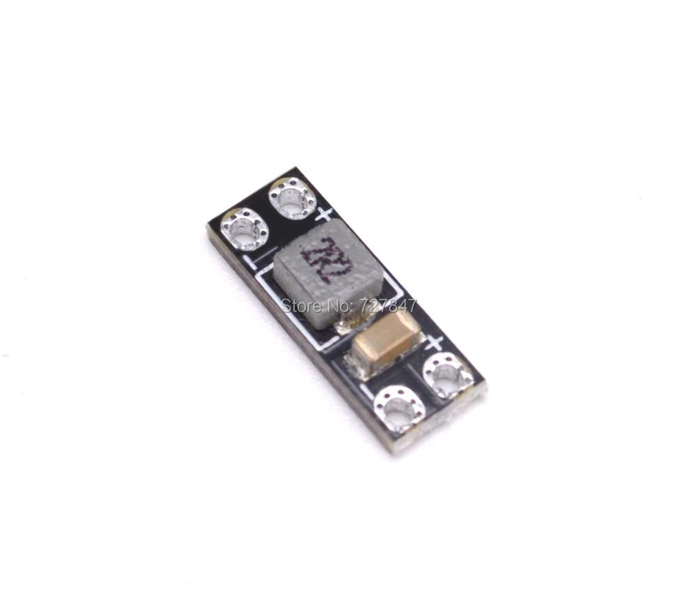 Readytosky Mini L-C Power Filter 1A RTF LC-FILTER Special for Mini Drone For FPV Video 0.5g