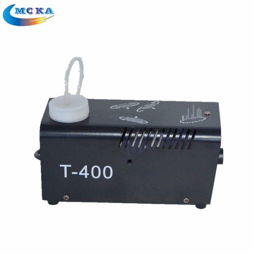 цены 4pcs/lot 400W Mini Smoke Machine Upspray Fog Smoke Machine Fog Generator Stage Effect Products