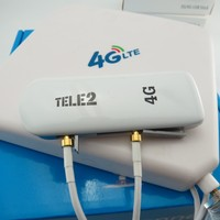NEW Unlocked Huawei E3276S-150 LTE 4G   3G     modem   USB stick+ 35dBi 4G LTE Antenna Booster Dual Mimo