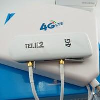 NEW Unlocked Huawei E3276S 150 LTE 4G 3G modem USB stick+ 35dBi 4G LTE Antenna Booster Dual Mimo