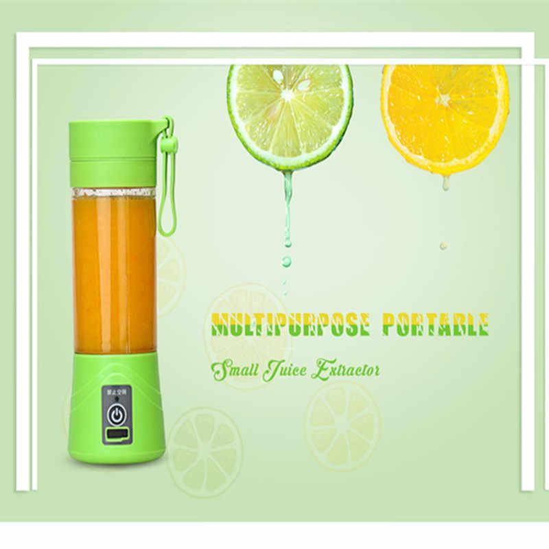 Juicer espremedor elétrico portátil eletrodomésticos cozinha extrator de jugo mini usb espremedor