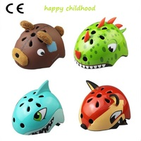 Environmentally Kids Cycling Helmet EPS PC Safety Kinder Bicycle Helmets Lovely Children Mtb Mountain Road Bike
