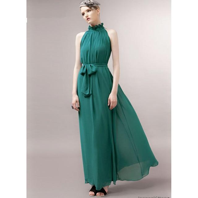 Maternity Chiffon Dresses for Pregnant Women 2