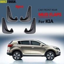 Set Universal Mudflaps Mud Flaps Splash Guards Mudguards For Kia Cadenza K7 Ceed Pro Ceed Ceed SW Forte K3 Cerato Naza Forte