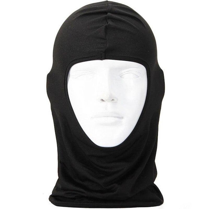 1 PCS Outdoor Protection Full Face Lycra Balaclava Headwear Ski Neck Cycling Motorcycle Mask Skullies Beanies S703
