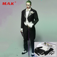 1/6 Scale Figure Accessories joker Leto Gentleman Head & Clothing Suit Accessories Model for 12 inches Action Figure Body