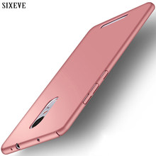 SIXEVE Luxus Globale Version Hard Case Für Xiaomi 6 8 Redmi 4X 4A 3 S S2 4 5 6 Plus 5A 6A Note4X Note3 Note4 Pro Handy Abdeckung(China)