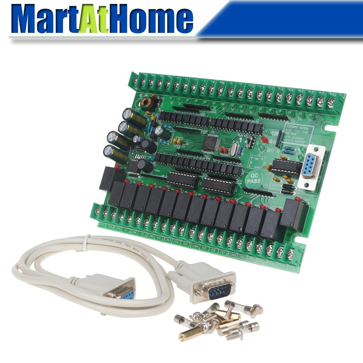 FX2N 30MR 51 PLC Programmable Logic Controller PLC Microcontroller Control Board Control Panel GX7 0 GX8