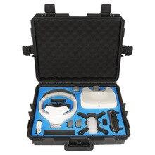 Предметы безопасности транспортного путешествия Hardshell Drone чехол для DJI очки VR Очки/Mavic Pro Сумка для DJI Spark ящик для хранения Аксессуары