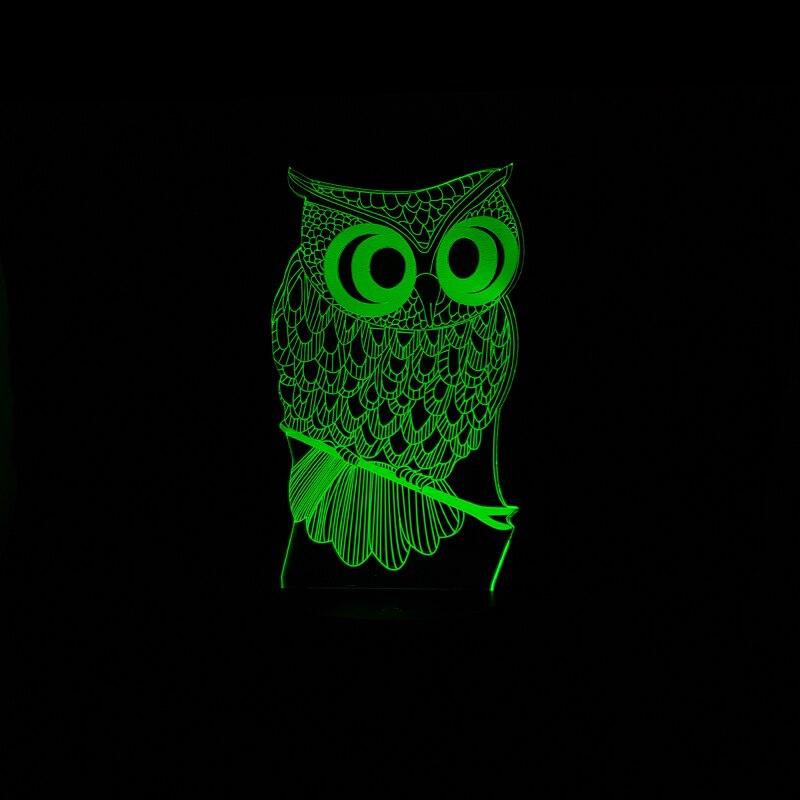 Luzes da Noite casa decoração do quarto de Formato : Animal