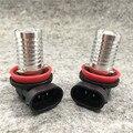 1 Par Universal LED Car luz de Nevoeiro Luz de Alta Potência CREE Chip Q5 5 W Automóveis Acessórios Lâmpada Para VW Audi Ford Focus fusão