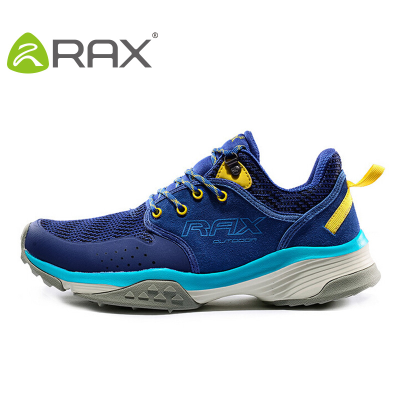 ФОТО RAX Mens Outdoor Running Shoes Breathable Sneakers For Men Running Sports Sneakers Athletic Jogging Shoes Zapatos De Hombre Man