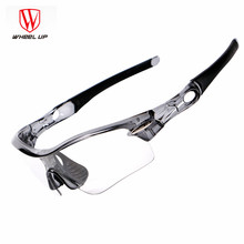 Wheel up Men Polarized Cycling Bike Glasses Outdoor Sports Bicycle Sunglasses Bike Glasses Eyewear Goggles Cycling Eyewear