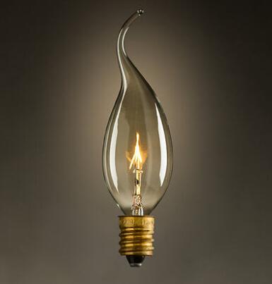 LightInBox Luminárias LED Edison Bulb 40 W 220 V Lâmpadas Pingente de Vidro Do Vintage Retro Incandescente E14 Lâmpada de Luz