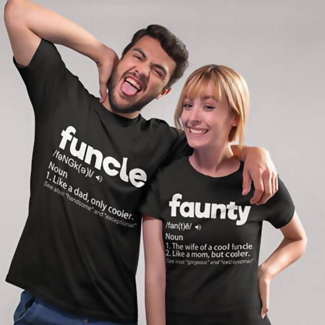 EnjoytheSpirit Funcle & Faunty Definition Funny Matching