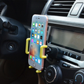 Universal Car CD Slot Phone Mount Holder Stand Cradle For Mobile Phone Cell Phone   for Iphone 6s Gps Smartphone celular phone