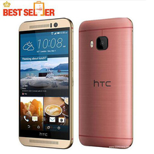 Original Unlocked HTC One M9 3GB RAM 32G ROM 4G LTE Mobile Phone 1920*1080P 20MP Octa-Core 5.0 inches Octa Core Android 5.0 m9