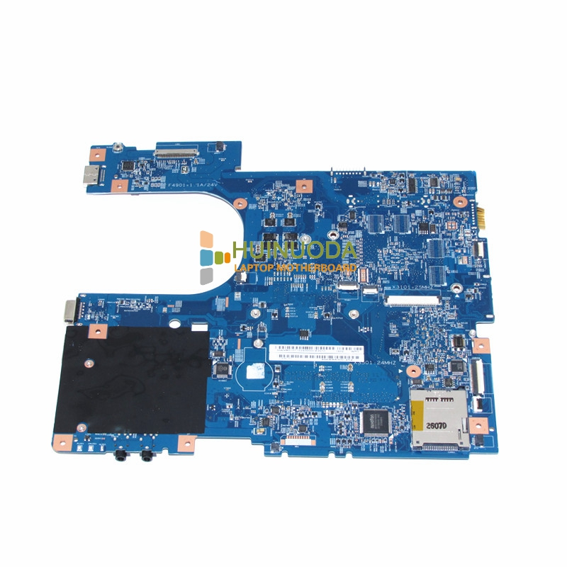 MBV4E01002 48.4NM01.01M laptop Motherboard For Acer TravelMate 8573T Intel s989 ddr3 Mainboard