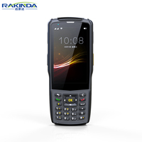 RAKINDA S5 W Industrial IP67 Android 5.1 Handheld PDA with 1D 2D Barcode Scanner for Logistics Warehouse Management