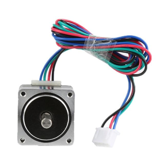 28sterp mini stepper motor nema 11 28mm 4 wire 6 5nm 0 8a 10oz in 2 rh aliexpress com