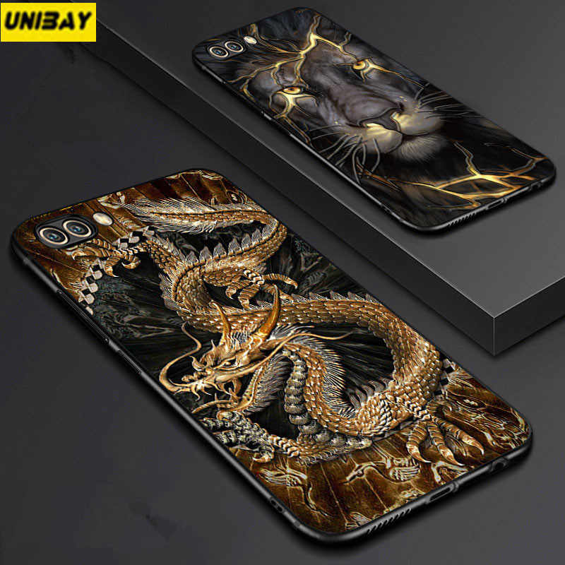 Unibay Huawei Honor Note 10 Case Hard Plastic Custom Made For Honor 10 View 10 Case Matte Anti-Scratch Cover For honor 10 V10