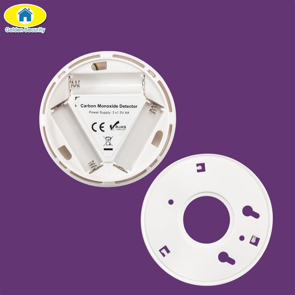 Goden Güvenlik 85dB Uyarı Yüksek Hassas LCD Fotoelektrik - Güvenlik ve Koruma - Fotoğraf 2