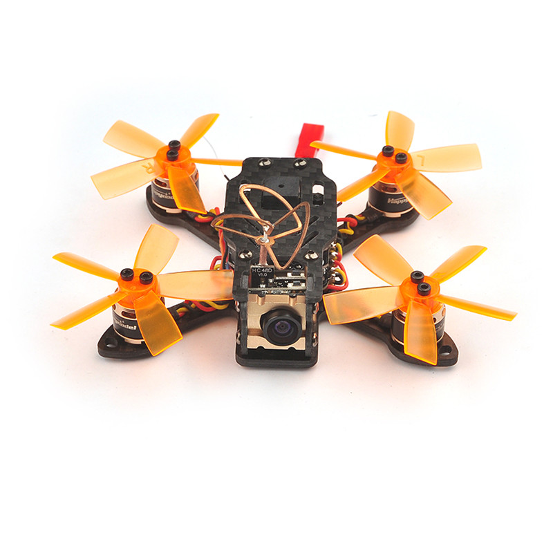 Happymodel Crapaud 90 1104 7500KV Moteur Brushless FPV Drone Frsky Flysky DSM2/X Récepteur F3 OSD DSHOT BNF Ensemble prêt à Voler