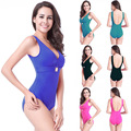 Pregnant women size one-piece cover belly thin waist Halter Swimsuit hot add fertilizer increased.