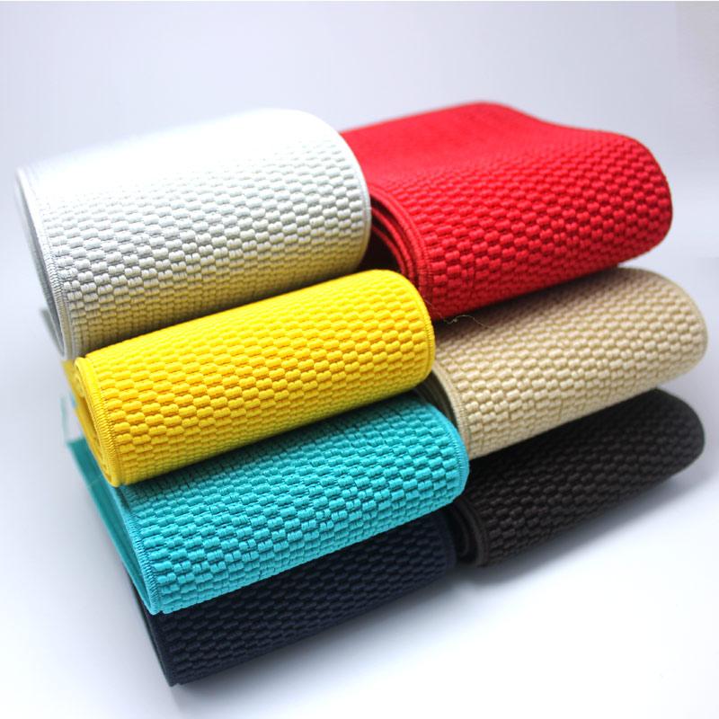 7,5 см широкие эластичные ленты для ядер кукурузы/Аксессуары для пошива одежды/эластичная лента/резинка
