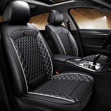 цена на (Front + Rear) Special Leather car seat covers For Kiario 2018 rio k2 3 4 2017 sorento 2005 2007 2011 2013 2016