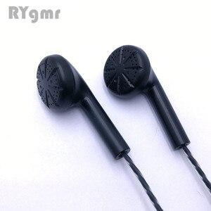 Image 3 - RY4C オリジナルインイヤーイヤホン 15 ミリメートル音楽音質 HIFI イヤホン (MX500 スタイルイヤホン) 3.5 ミリメートル曲げハイファイケーブル