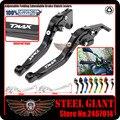 Motorcycle CNC Aluminum Folding Motorbike Brake Clutch Levers Set fits For Yamaha T MAX T-max 500 2002 2003 2004 2005 2006 2007