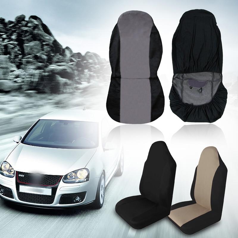 Cubierta de asiento de coche universal Cubiertas de asiento de auto - Accesorios de interior de coche - foto 6