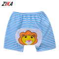 ZiKa New Fashion Baby Pants Summer Newborn Baby PP Pants Boys Girls Shorts Baby Girl Pants Kids Pants Cotton Reusable Diapers