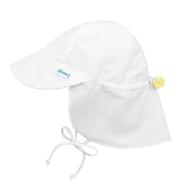 2018 hot sale Baby Boys Girls Sun Protection Swim Hat Children Sunscreen  Hat Outdoors Cap Solid HAT Protection BABY e60a0085b7d6