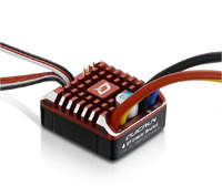 Hobbywing QuicRun WP Crawler Brushed 80A ESC Electronic Speed Controller Program Card Spare Parts For 1