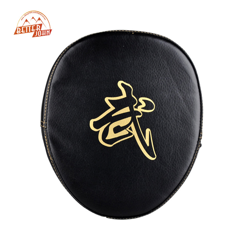 SUTEN PU Leather training equipment Punching Kicking Palm Pad Target MMA Boxing Gloves Fingers Punch Pad SUTENG Taekwondo Target