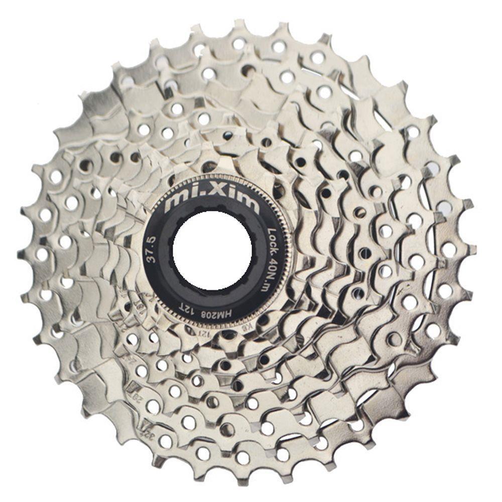 Bicycle Freewheel Repair Parts Cassette 7//8//9//10 Speed Flywheel Locking Ring 1PC