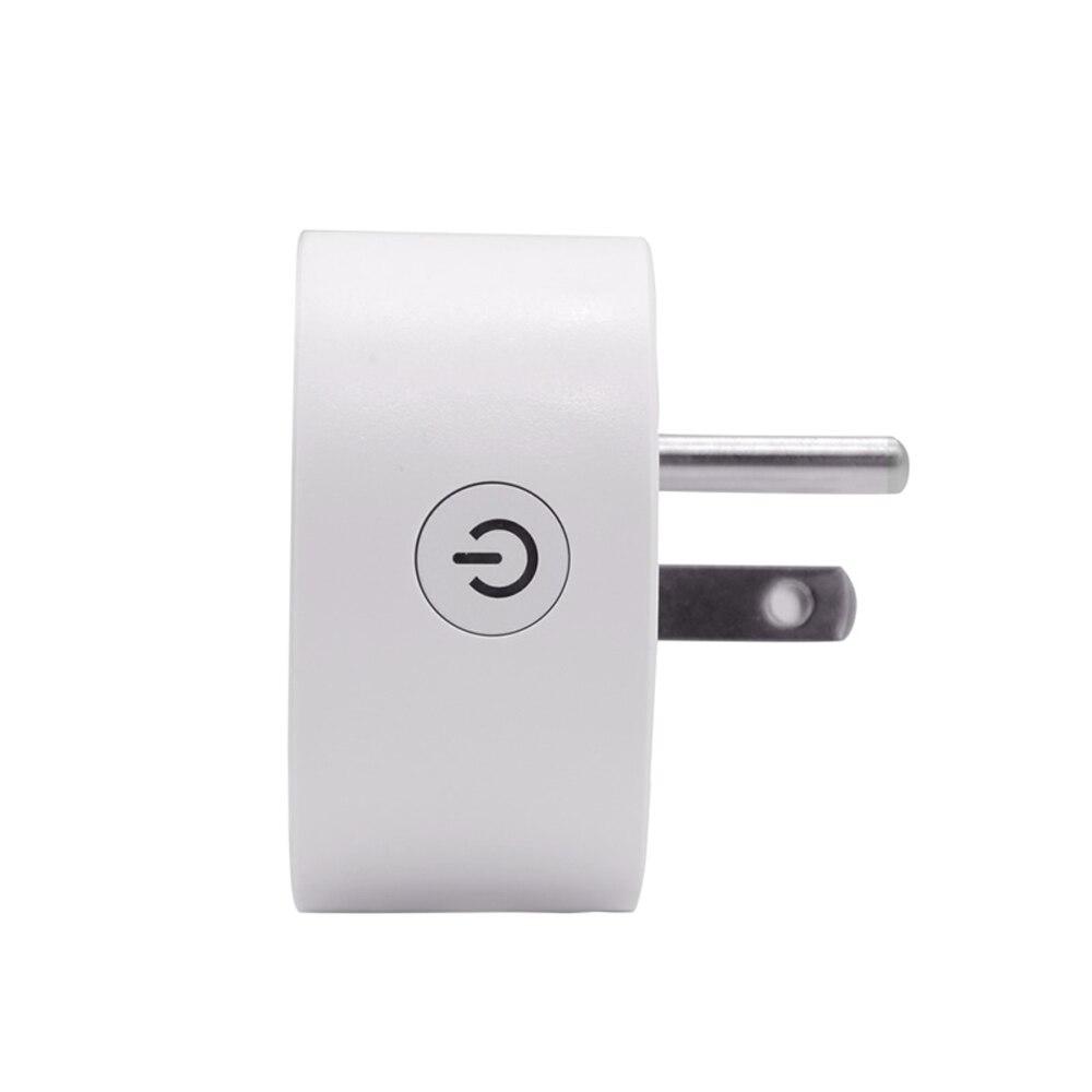 UNS UK EU Smart Stecker, WiFi Fernbedienung mit Alexa, Timing auf/off Die Power, samrt Google Home Elektrische Mini Buchse