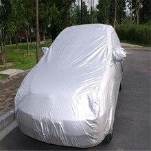 Full Body Auto Dekt Waterproof Auto Paraplu Indoor Outdoor Stofdicht Zonnescherm UV Sneeuw Zon Bescherming Maat SML XL XXL