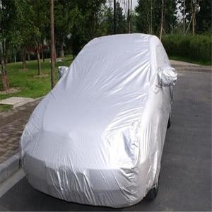 Image 1 - Full Body Car Covers Waterproof Car Umbrella Indoor Outdoor Dustproof Sunshade UV Snow Sun Protection Size S M L XL XXL