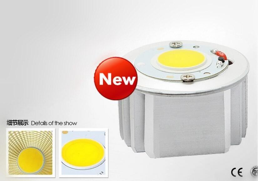 Downlight затемнения 10 Вт предметы белый корпус светильники для дома Ванная комната гостиная кухня освещение