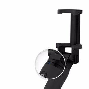 Image 3 - Più nuovo Xiaomi Originale Pieghevole Portatile Bluetooth Selfie Bastone 133g Con Otturatore Senza Fili Max 70 CENTIMETRI di Lunghezza/270 gradi di rotazione